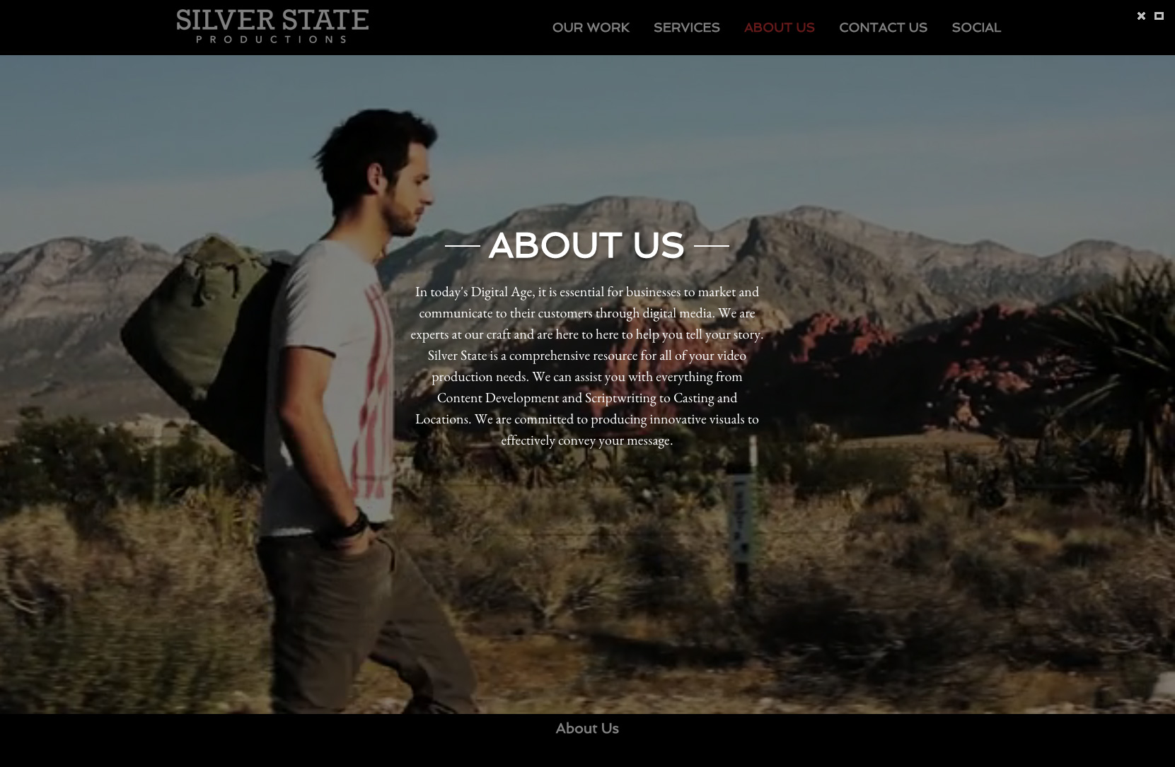 Silver State Production 1